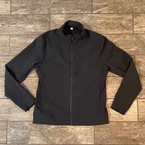 Lululemon Sojourn jacket charcoal large